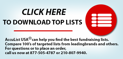 Fundraising Lists Active Donors email & Direct Mail Lists